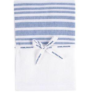 Stone cold fox tea towels